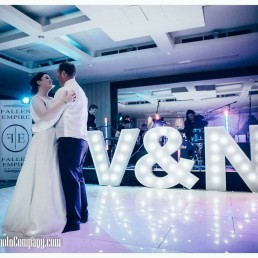 Wedding LED Letters 11