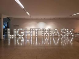 Giant LED Letter 5