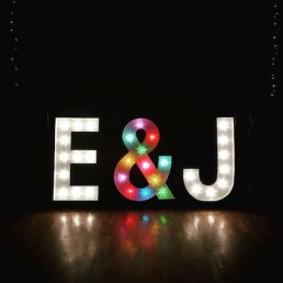 Light up Letters 127