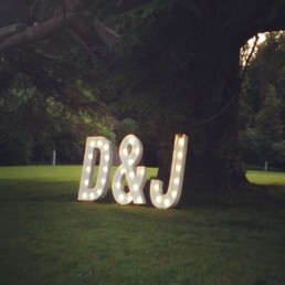 Light up Letters Kilkenny