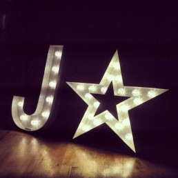 Light up Letters 139