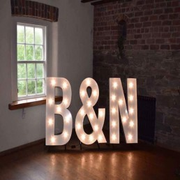 Light up Letters 36