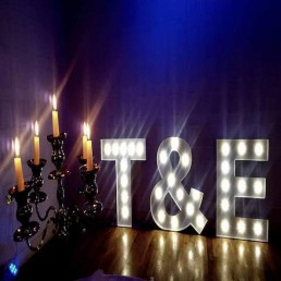Light up Letters 91